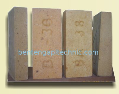 HIGH ALUMINA BRICK LOCAL (PT. BAT)